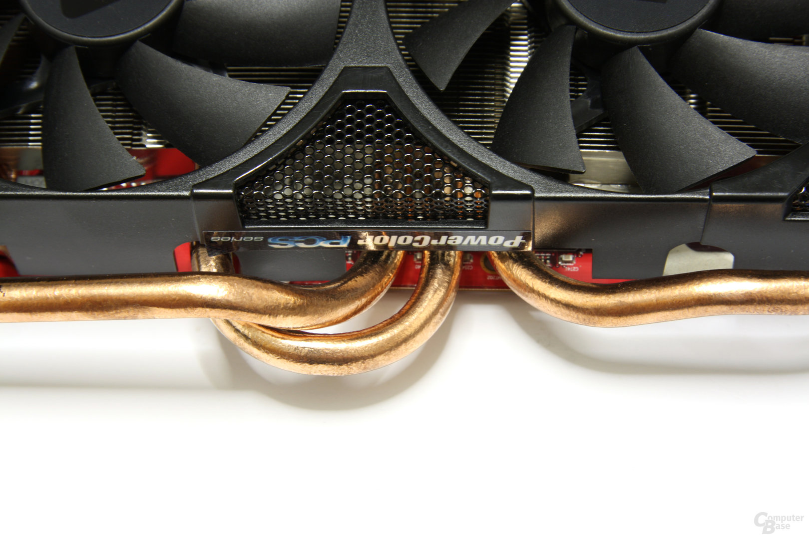 Radeon HD 6950 PCS++ Heatpipes