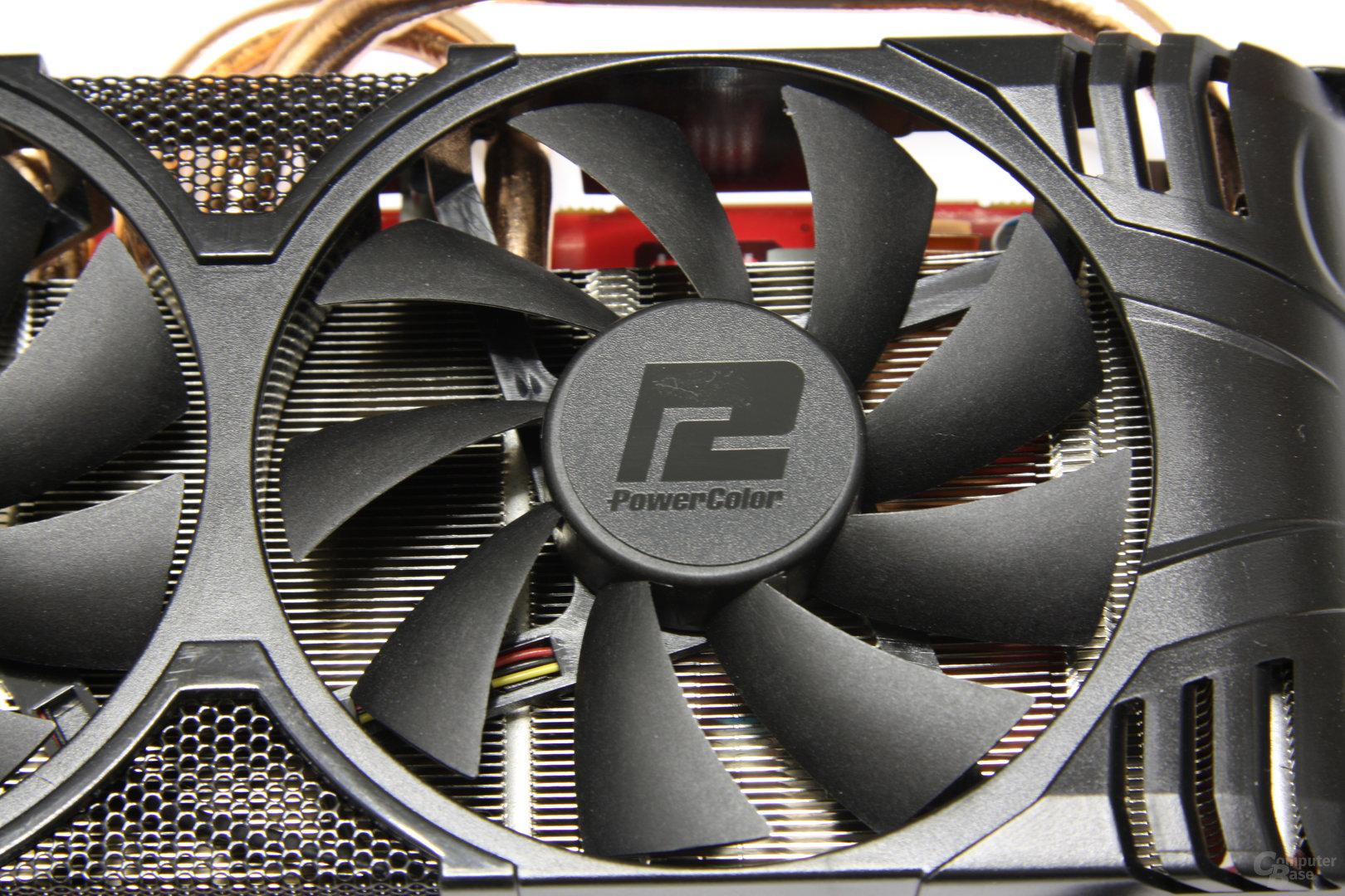 Radeon HD 6950 PCS++ Lüfter