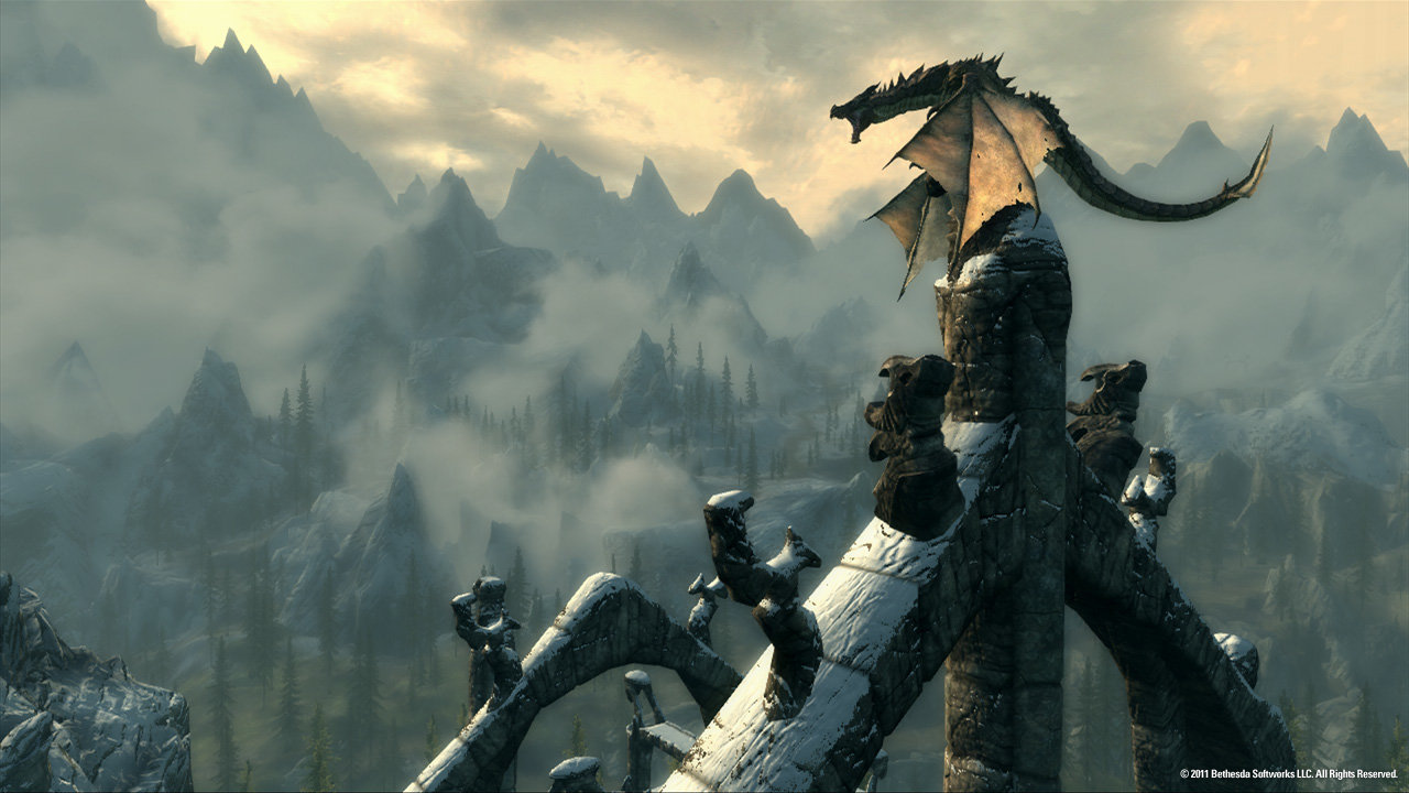 """TES V: Skyrim"" Screenshot"