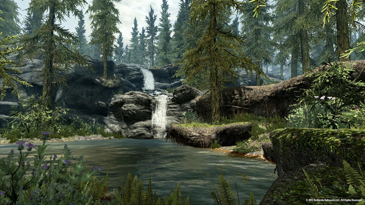 """""""TES V: Skyrim"""" Screenshot"""