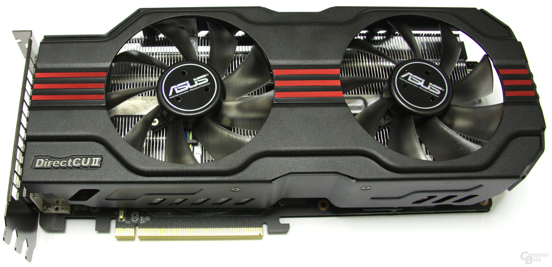 Asus GeForce GTX 570 DirectCU II