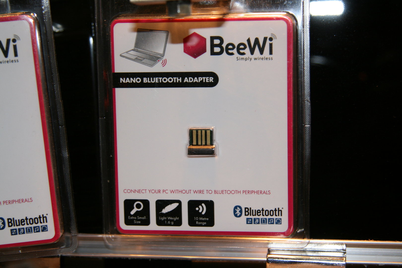 Bluetooth-Dongle: Kleinster USB-Bluetooth-Dongle der Welt