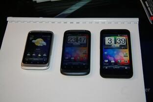 HTC S Smartphones