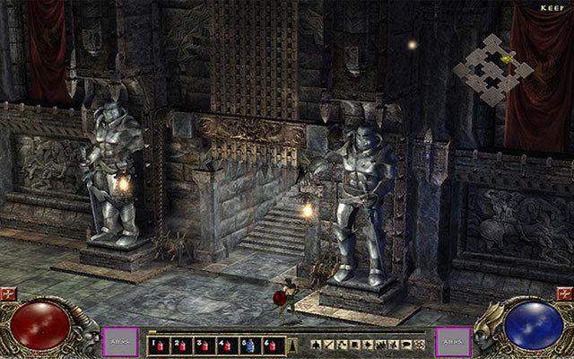 Diablo 3 anno 2005 – Keep