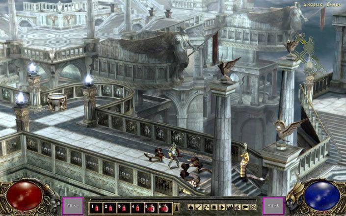 Diablo 3 anno 2005 – Heaven / Angelic Lands