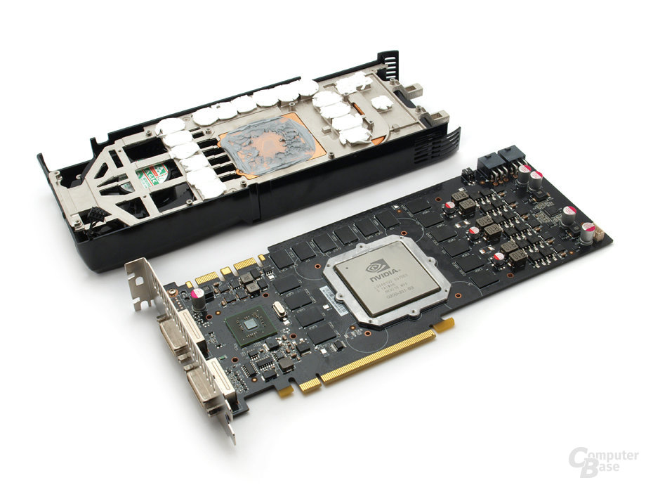 Geforce GTX 285 OC Testgrafikkarte
