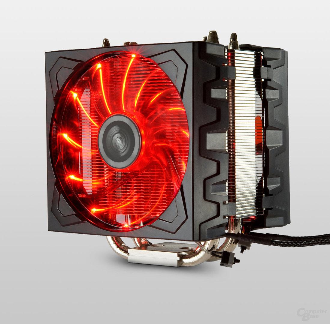 Einer der ersten CPU-Kühler von Enermax