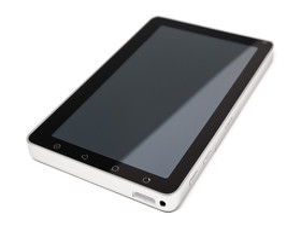 ViewPad 7 – Front