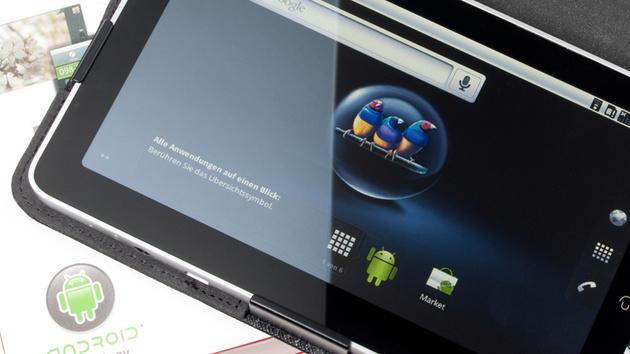 ViewSonic ViewPad 7 im Test: Keine echte Alternative mehr