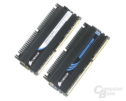 Corsair Dominator DDR3-1600