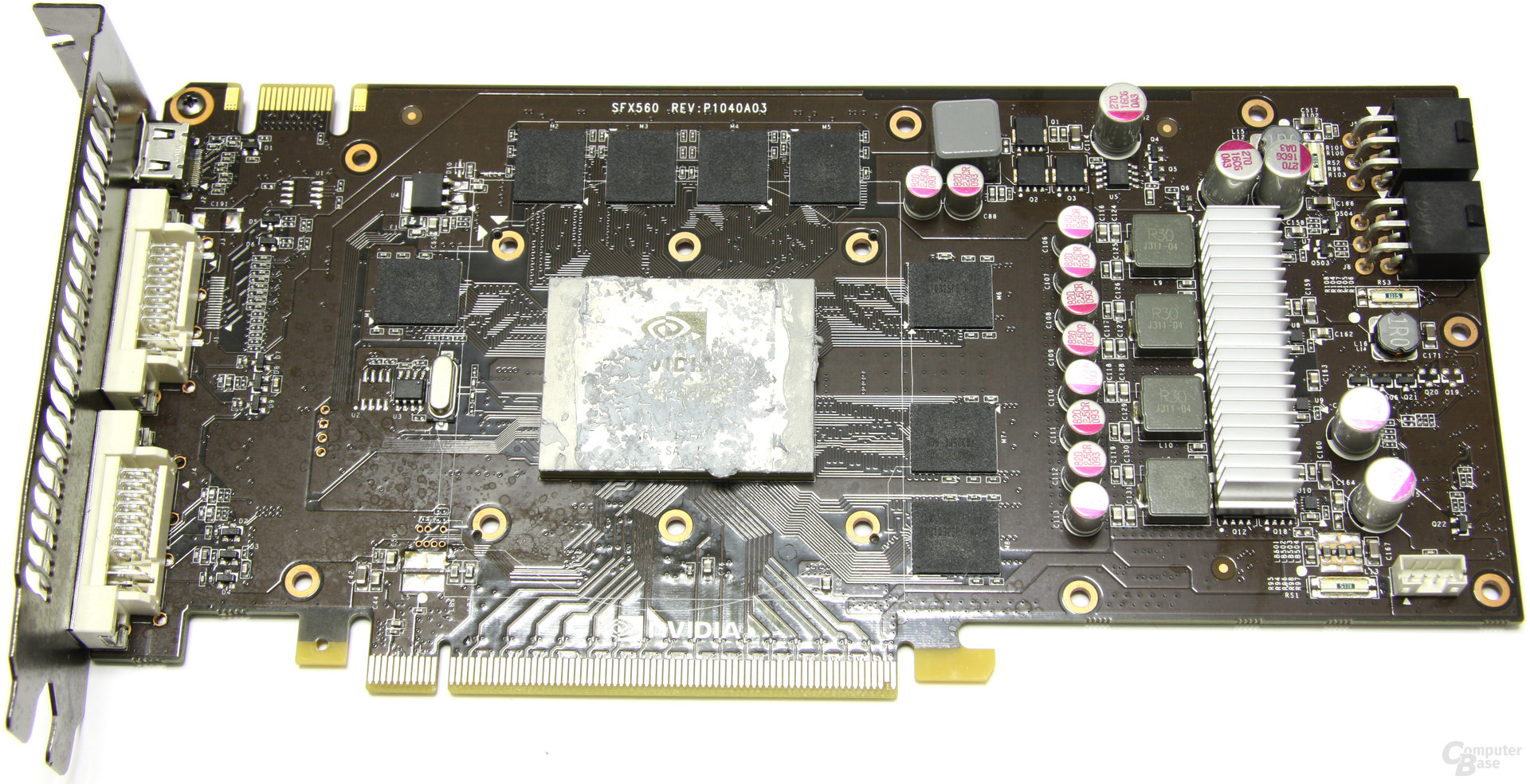 Calibre GTX 560 Super OC ohne Kühler