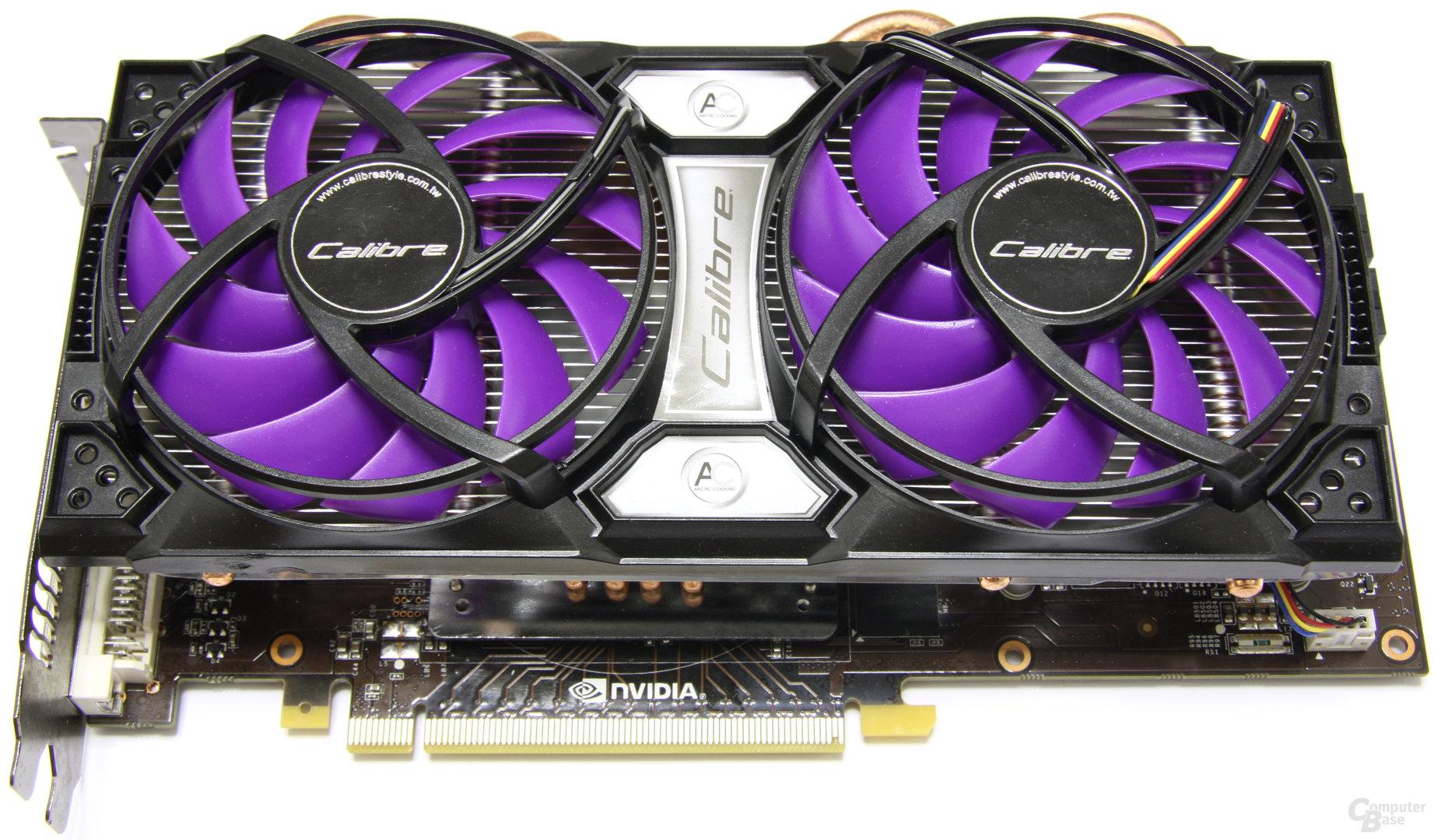 Sparkle Calibre GTX 560 Super OC