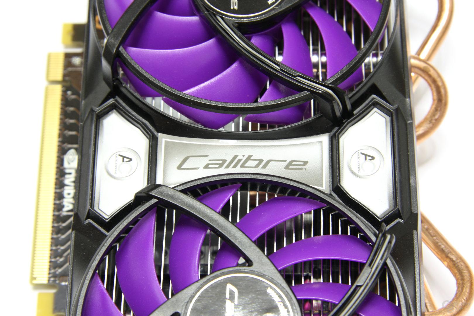 Calibre GTX 560 Super OC Logo