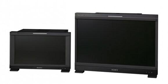 Sony BVM-E170 (links) und BVM-E250 (rechts)