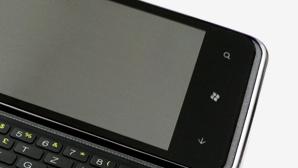 HTC 7 Pro im Test: Eine vollwertige Tastatur für WP 7