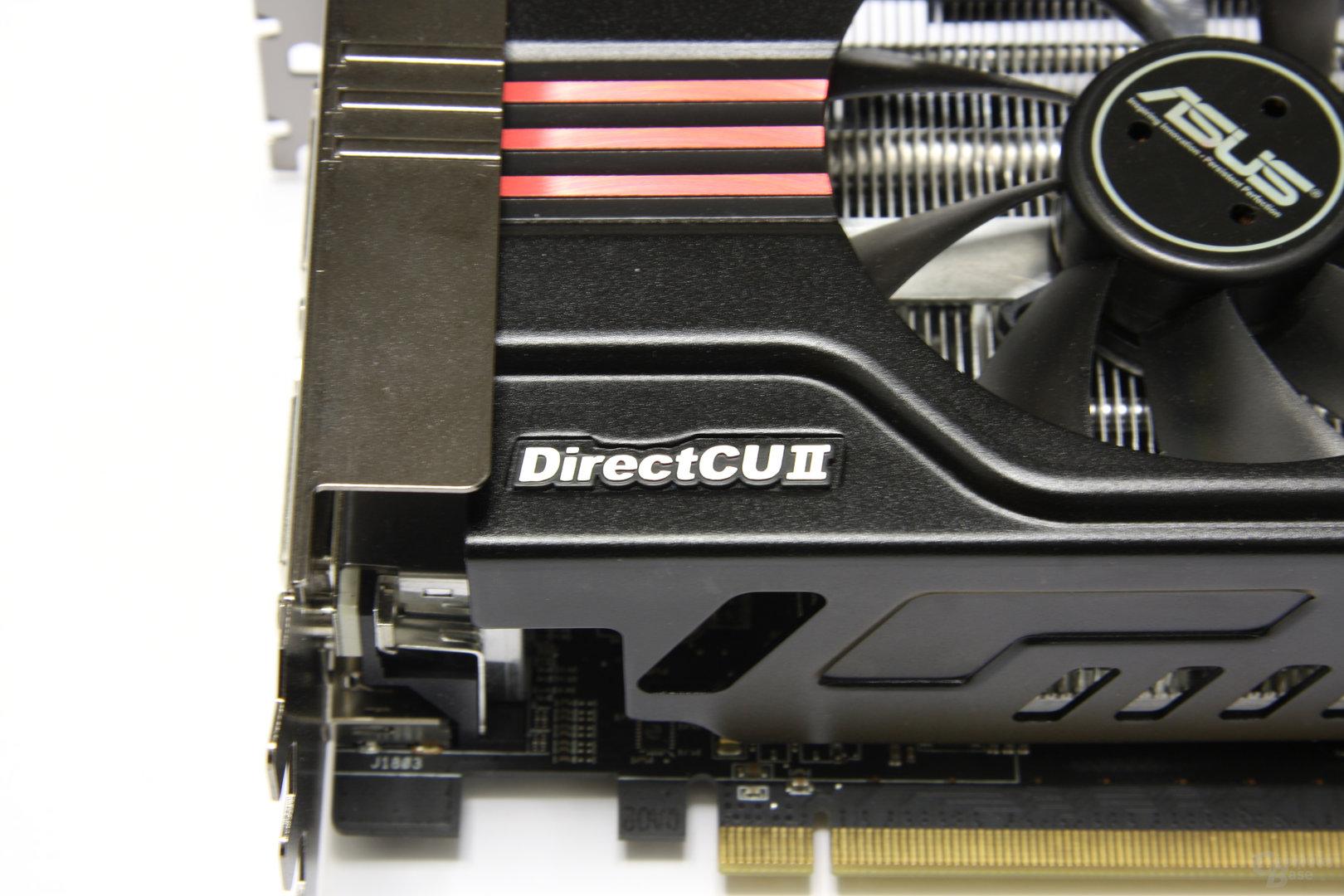 Radeon HD 6970 DirectCU II Logo