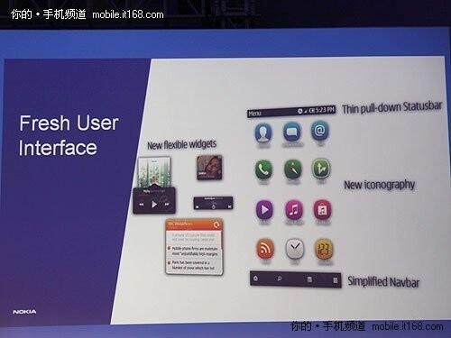 Neues Symbian-Interface