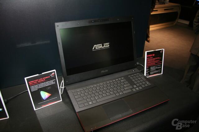 Asus G74SX 3D