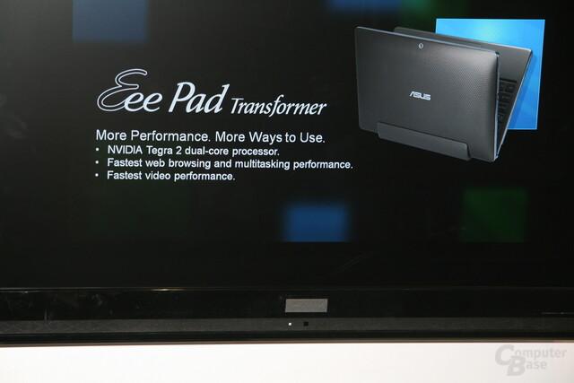 Eee Pad Transformer