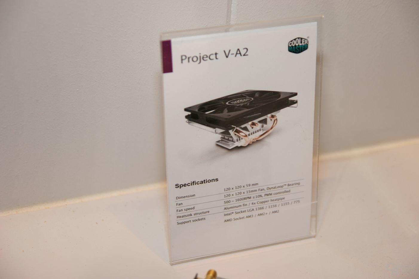 Cooler Master Project V-A2