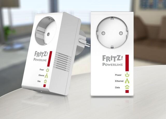 Fritz!Powerline 500E