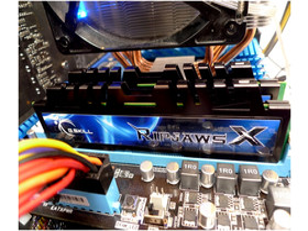 G.Skill RipjawsX 2.300 MHz CL7