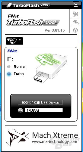 FNet TurboFlash USB