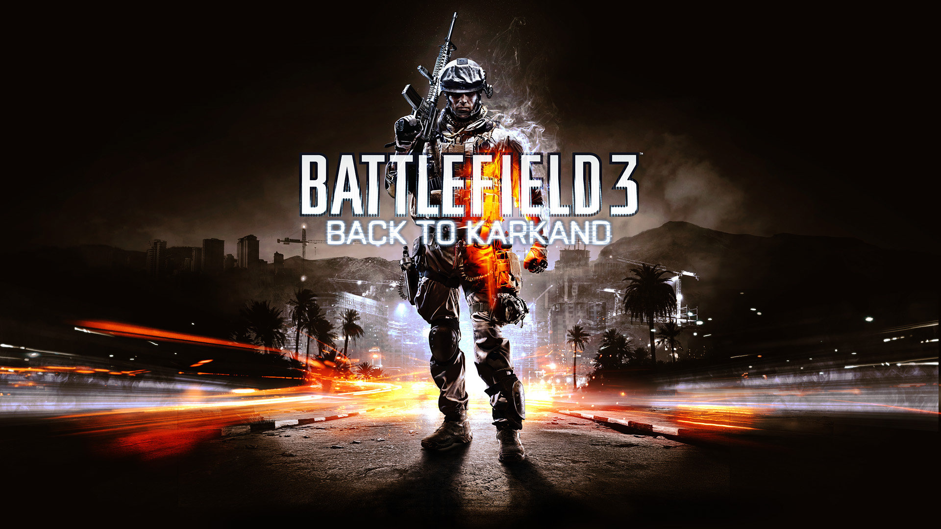 Battlefield 3: Back to Karkand (Wallpaler)