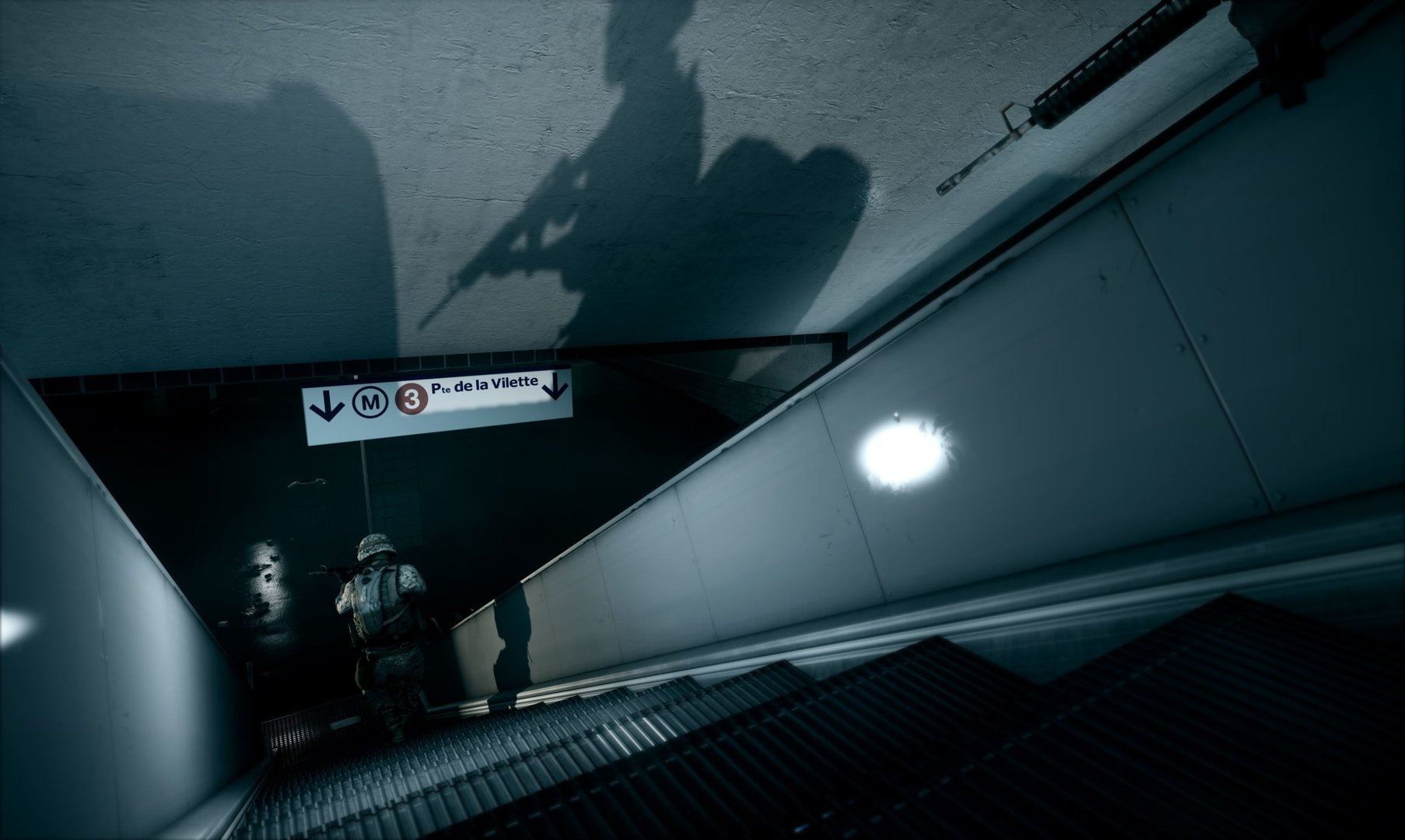 MP Operation Metro (gamescom 2011)