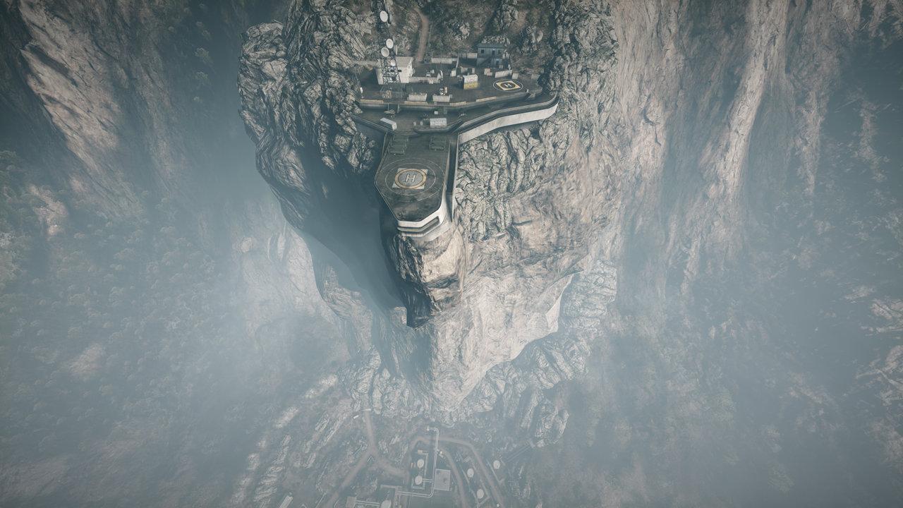 Damavand Peak (Mehrspieler-Karte)