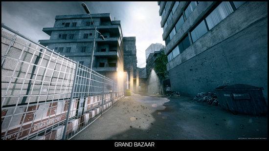 Grand Bazaar (Mehrspieler-Karte)