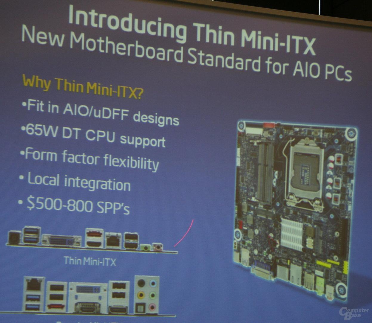 Thin Mini-ITX