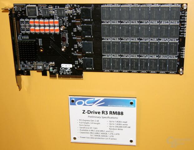 OCU Z-Drive R3 RM88
