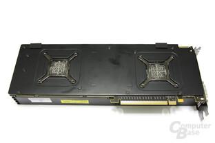 Radeon HD 6990 Rückseite