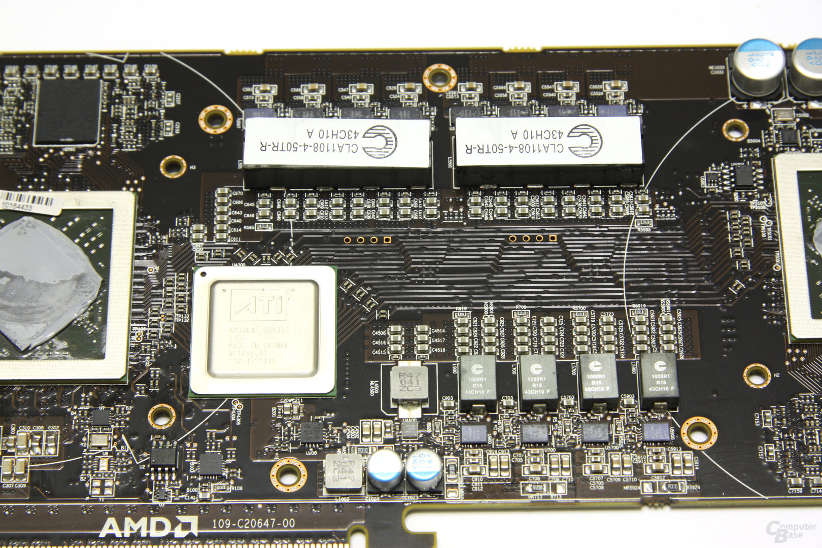 Radeon HD 6990 Stromversorgung