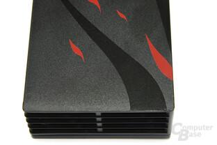Radeon HD 6990 von oben
