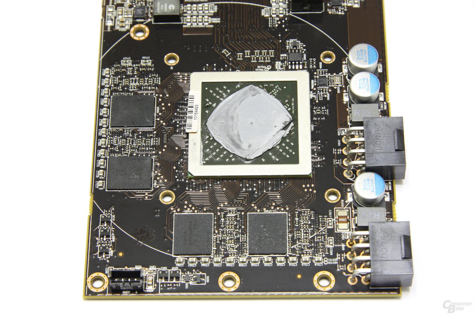 Radeon HD 6990 Bauteile 2
