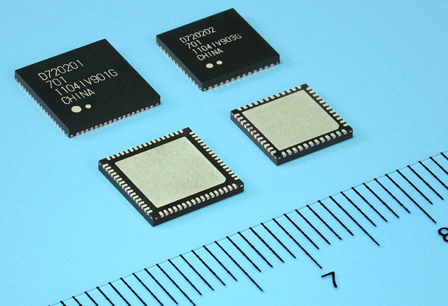 Renesas μPD720201 und μPD720202 USB-3.0-Hostcontroller