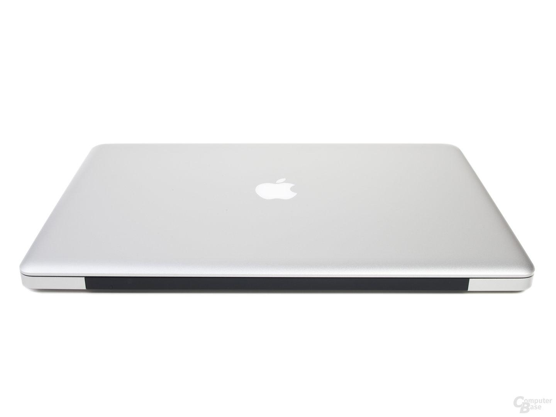 "MacBook Pro 17"" (2011): Rückseite"