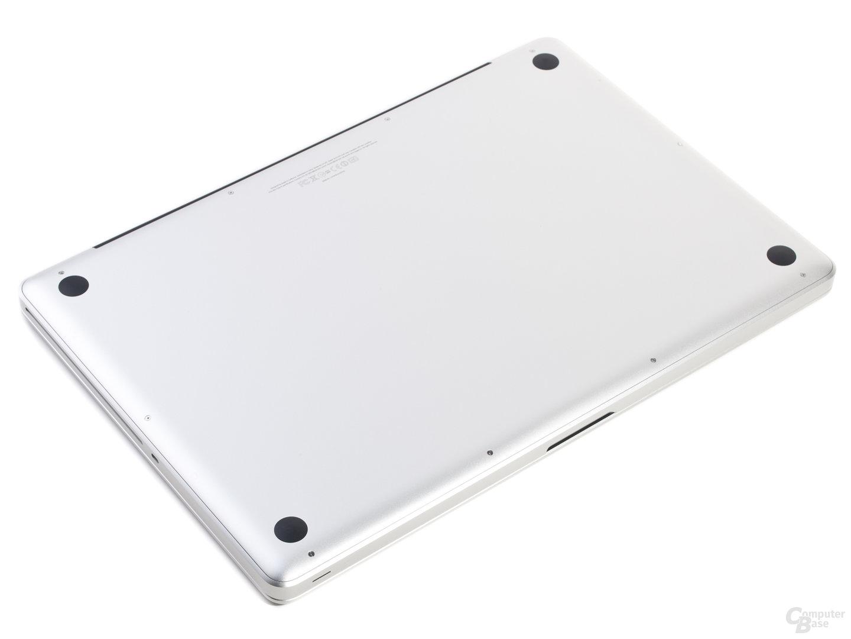 """MacBook Pro 17"""" (2011): Boden"""