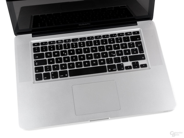 "MacBook Pro 15"" (2011): Touchpad"