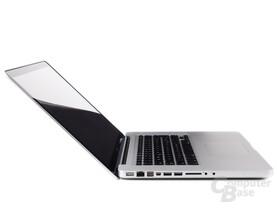 """MacBook Pro 15"""" (2011): Profil rechts"""