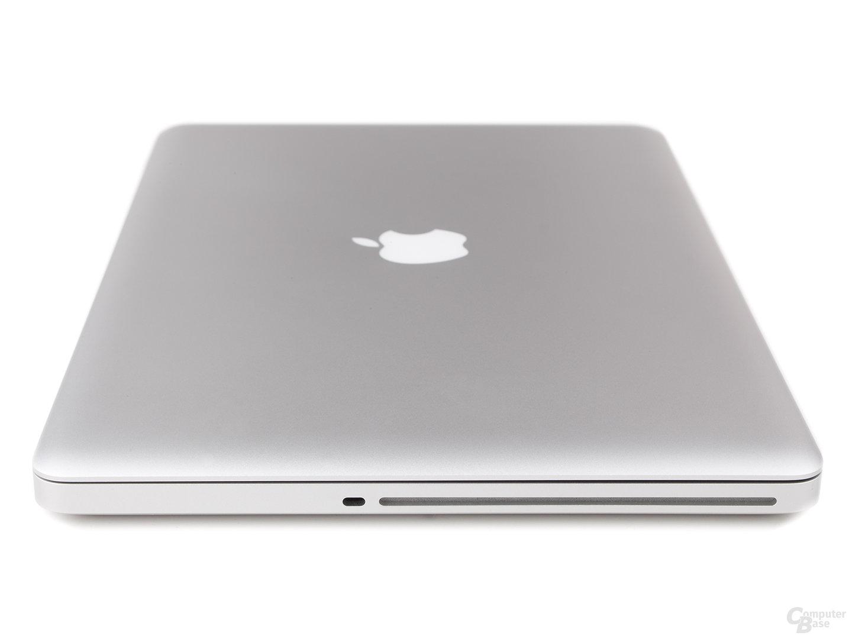 "MacBook Pro 15"" (2011): Anschlüsse rechts"