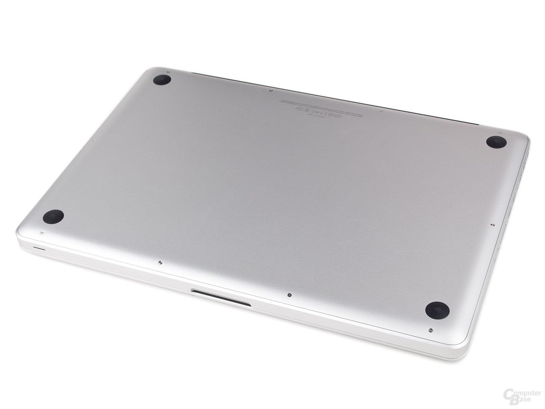 """MacBook Pro 15"""" (2011): Boden"""