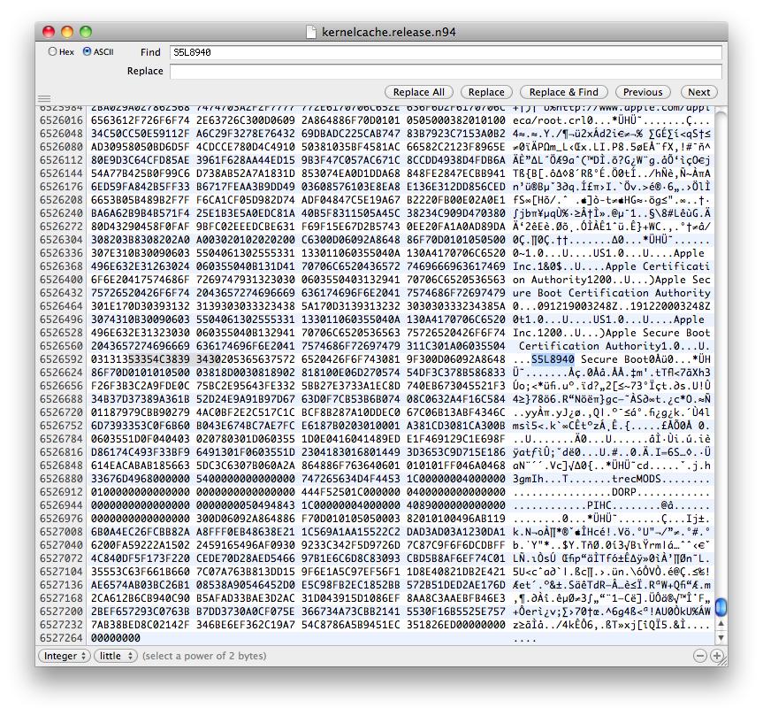 iOS 4.3 SDK