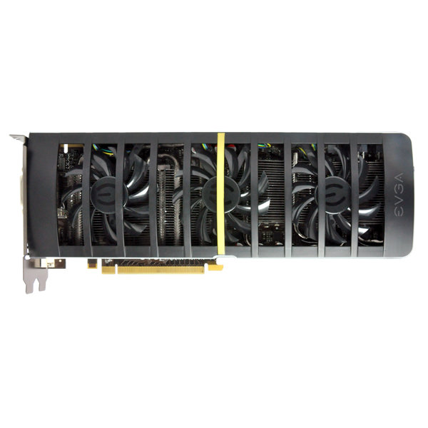 EVGA GeForce GTX 460 2Win
