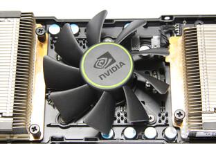 GeForce GTX 590 Lüfter ohne Hülle