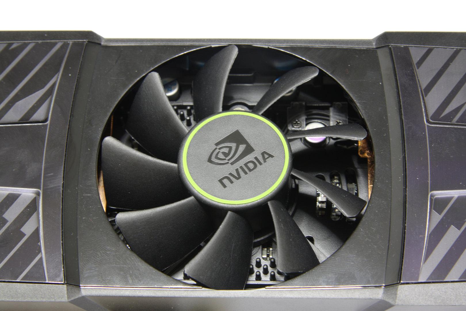 GeForce GTX 590 Lüfter