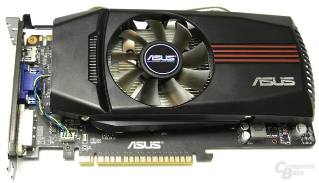 Asus GeForce GTX 550 Ti DirectCU TOP