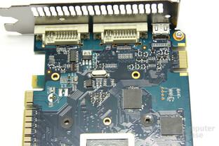 GeForce GTX 550 Ti Cool Stream OC Bauteile